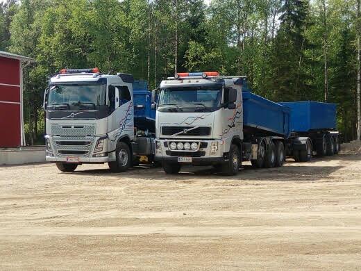 Maansiirtoliike Matti Kelloniemi Oy